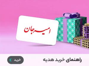 راهنمای خرید از وب سایت امیرجان